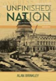 img - for The Unfinished Nation: A Concise History of the American People, Volume 1: To 1877 book / textbook / text book