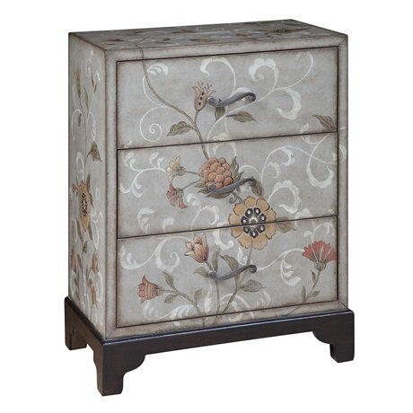 Suzanni 3 Drawer Chest front-899483