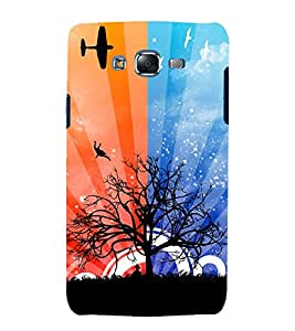 printtech Nature Abstract Tree Back Case Cover for Samsung Galaxy A7 / Samsung Galaxy A7 A700F