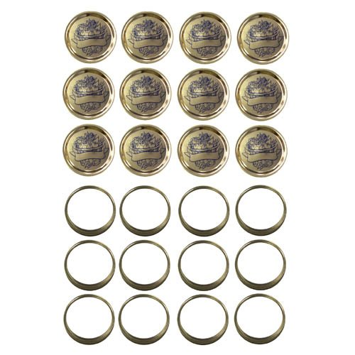 Ball 40000 wide mouth canning jar bands and lids. - Buy Ball 40000 wide mouth canning jar bands and lids. - Purchase Ball 40000 wide mouth canning jar bands and lids. (Ball, Home & Garden, Categories, Kitchen & Dining, Cook's Tools & Gadgets, Specialty Tools & Gadgets, Canning Equipment)