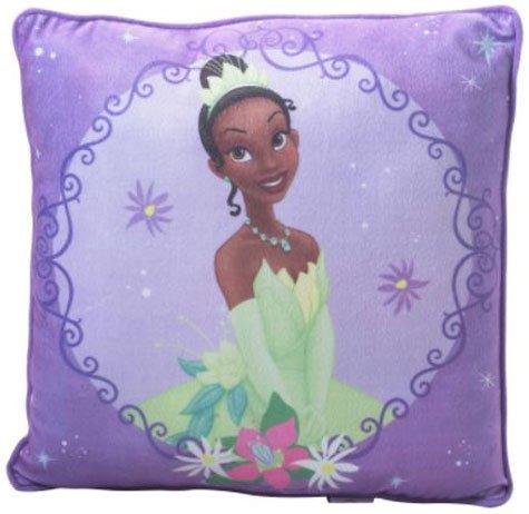 Disney- Princess And The Frog Decorative Pillow