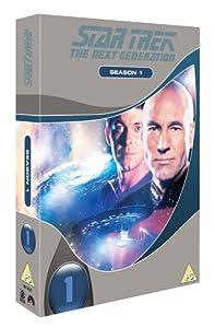 Star Trek The Next Generation - Season 1 (Slimline Edition) [DVD]