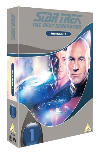Star Trek The Next Generation - Season 1 (Slimline