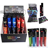 E SHISHA ESHESHA PEN DISPOSABLE ELECTRONIC SHISHA STICK HOOKAH - 30 DIFFERENT FLAVOURS (PEACH)