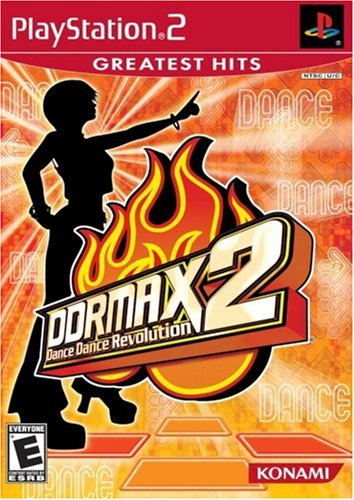 Dance Dance Revolution Max 2 - PlayStation 2 (Kc Company Smash compare prices)