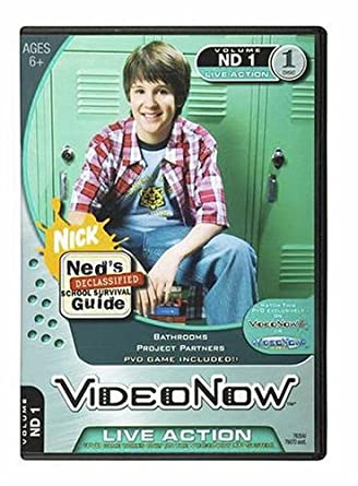 Buy Videonow Personal Video Disc Ned S Declassified School Survival Guide Bathrooms Project Partners Shebatollefson78108