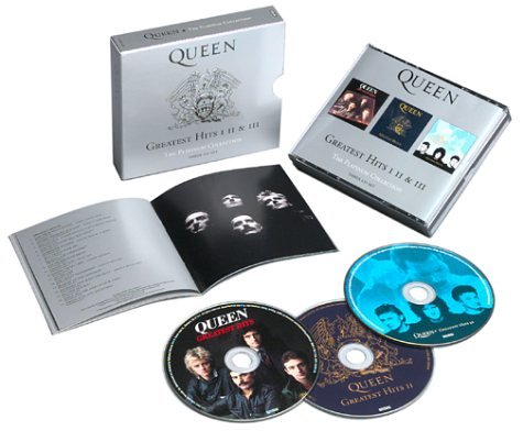 Greatest Hits I, II & III - The Platinum Collection