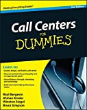 img - for Call Centers For Dummies book / textbook / text book