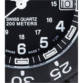 LUMINOX (ルミノックス) 腕時計 ネイビーシールズ スティール カーボンファイバー ダイバーシリーズ 3109 日本限定カラー