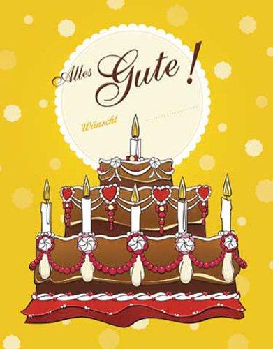 Torte - DVD Geschenkhülle - Blu-ray DVD-Verpackung Pappschachtel