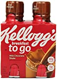 Kellogg's Protein Breakfast Shake To Go - Milk Chocolate - 10 oz - 4 ct