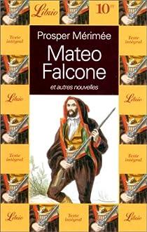 Resume mateo falcone merimee