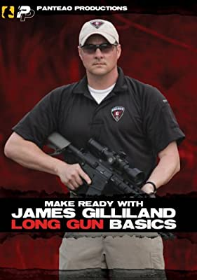 Panteao Productions Make Ready with James Gilliland Long Gun Basics Video CD