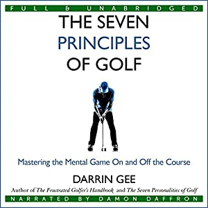 The Seven Principles of Golf Audiobook