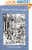 Matthew and the Margins: A Sociopolitical and Religious Reading (Bible and Liberation Series)