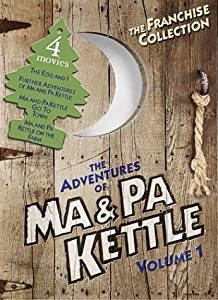 The Adventures Of Ma Pa Kettle Vol 1 The Egg And I Ma And Pa Kettle Ma And Pa Kettle Go To Town Ma And Pa Kettle Back On The Farm by Universal Studios