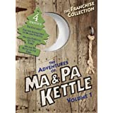 The Adventures of Ma & Pa Kettle, Vol. 1 (The Egg and I / Ma and Pa Kettle / Ma and Pa Kettle Go to Town / Ma and Pa Kettle Back on the Farm) ~ Claudette Colbert