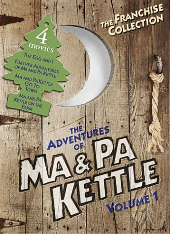 The Adventures of Ma And Pa Kettle, Vol 1