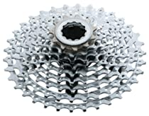 Shimano CS-M770 XT Bicycle Cassette (9-Speed, 11/34T, Silver)