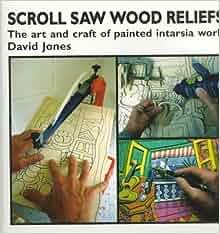 Painted Intarsia Work: David Jones: 9780941936453: Amazon.com: Books