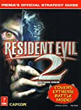 A James Resident Evil 2: Prima's Official Strategy Guide [Sony Playstation Guide]