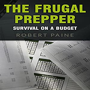 The Frugal Prepper Audiobook