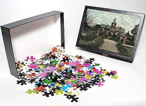 Photo Jigsaw Puzzle Of Stone Asylum, Aylesbury, Buckinghamshire