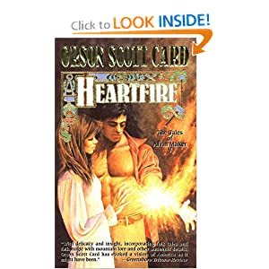 Heartfire (Tales of Alvin Maker, Book 5) by