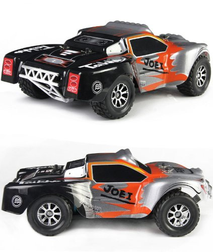 Bluesky Super Strong Motor And Stable Wltoys A969 Vortex 2.4G 4Wd 1/18 Scale Electric Rc Car Rtr