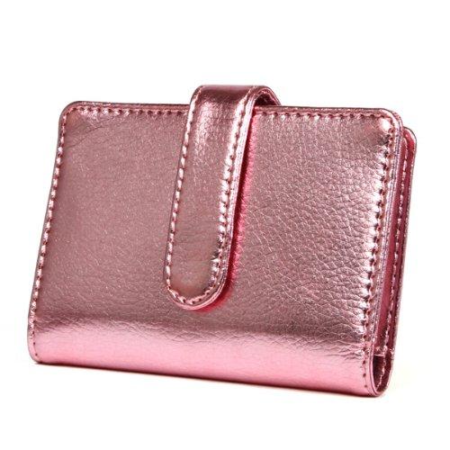 [シェリー]Shelly 磁気シールドカードケース SYMS002 ピンク