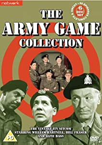 The Army Game - Series 1-5 (All 50 remaining episodes) [DVD]