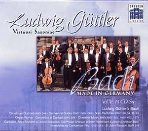 Bach - Made in Germany Vol. V (Ludwig Güttler's Bach)