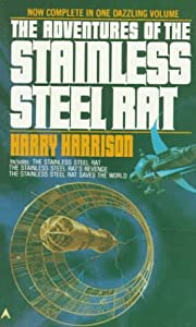 Adventures of the Stainless Steel Rat by Harry Harrison