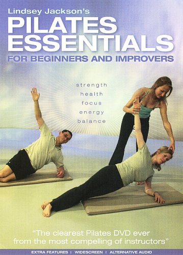 Pilates Essentials - for Beginners and Improvers with Lindsey Jackson [DVD]