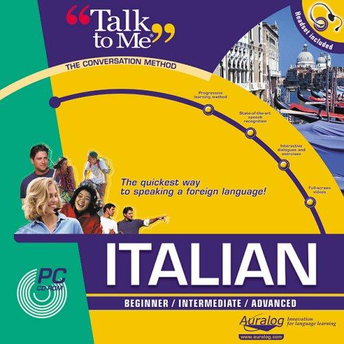Talk to me Italian Beginner / Intermediate / Advanced