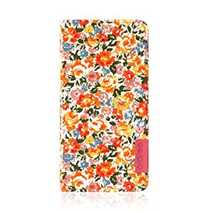 Araree Blossom Diary Case for iPhone 5/5S - Retail Packaging - Bloom