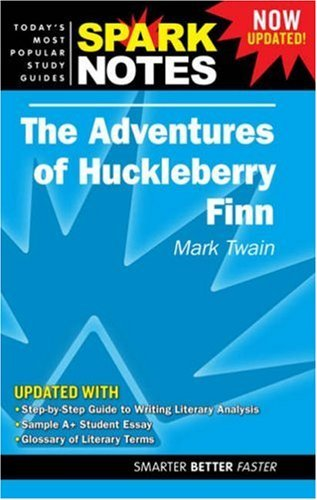 the-adventures-of-huckleberry-finn-sparknotes-by-sparknotes-editors-mark-j-t-mark-twain-2007-08-02