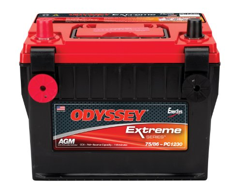 Odyssey 75/86-PC1230DT Automotive and LTV Battery