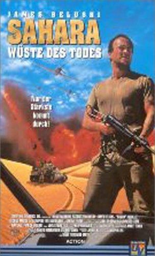 Sahara - Wüste des Todes [VHS]
