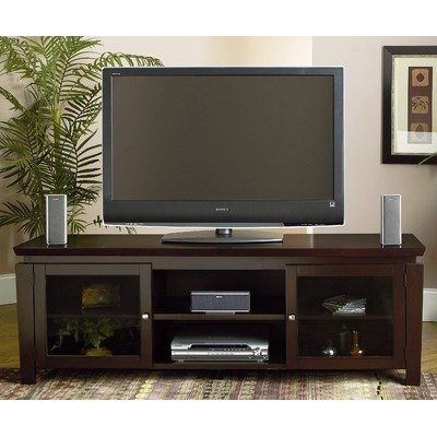Cheap Tribeca 70″ TV Stand in Merlot (AV212AE)