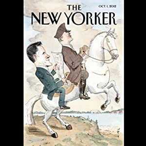 The New Yorker, October 1st 2012 (Nicholas Lemann, Ian Parker, Emily Nussbaum) Periodical