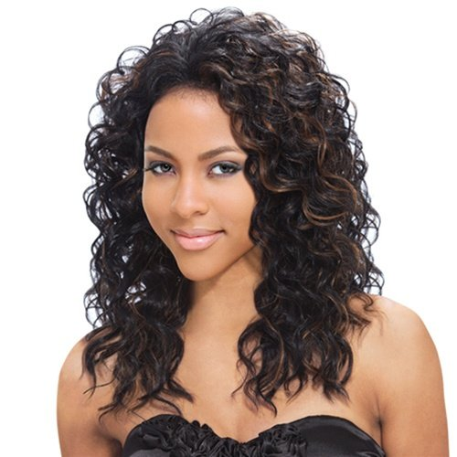 Freetress Equal Lace Front Baby Hairline Wig - Abby - 1