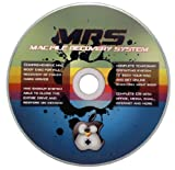MAC OS X Recovery Boot Disc CD System [compatible all Versions Mac 0SX]