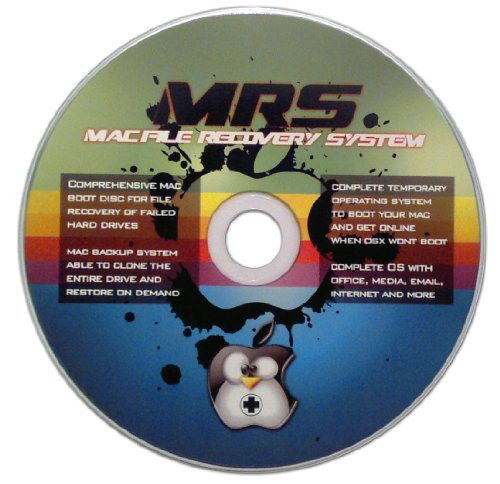 MRS File Backup/Recovery System and Diagnostic Utilities for All Versions: Mac OSX, Windows, & Linux (Apple Os X Lion Software compare prices)
