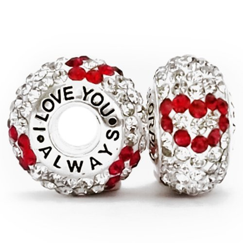 I Love You Always - Solid Sterling Silver 925