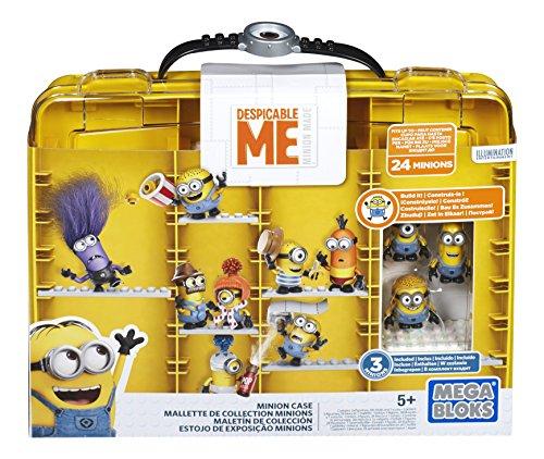 Mega-Bloks-DNC19-Despicable-Me-Minions-Display-Case-Building-Kit