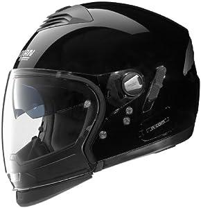Nolan N43E Trilogy Helmet (Black, Small)