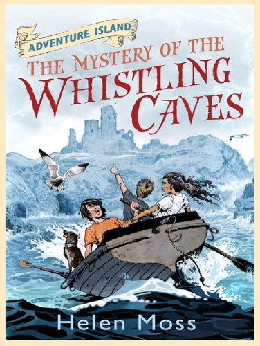 Adventure Island: The Mystery of the Whistling Caves: The Mystery of the Whistling Caves