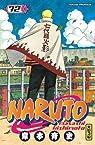 Naruto, tome 72 : Naruto Uzumaki par Kishimoto