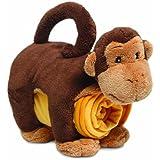 Ton Ton For Kids SnugglePaws Travel Bed Set, Monkey